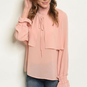 Tops - TOP CLASSY BLOUSE